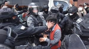 ANPB, APLP y ACPI repudian acciones violentas de la Policía contra periodistas en lío cocalero
