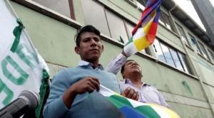 Arnold Alanes asegura que hay intereses económicos y políticos por parte de la Cainco y de la Alcaldía de La Paz 1