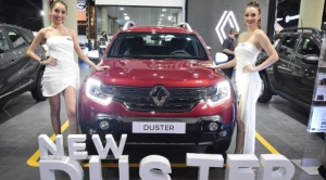 """La New Renault Duster, uno de los """"todoterrenos""""  más vendidos en el mundo, se luce en la Expocruz"""