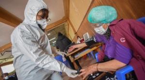 Este fin de semana habrá una feria de salud y consultorio móvil con vacunas en La Paz 1