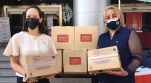 El Banco de Alimentos de Bolivia recibe una donación récord de Unilever
