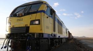 Ferroviaria Andina optimiza sus modernas locomotoras SALI-2501