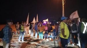 """Conade niega que marcha indígena sea una acción """"política partidaria"""""""