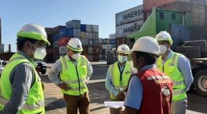 ASP-B autorizó despacho de 10 contenedores con pago directo al concesionario TPA en Arica