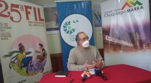 Más de 75 mil personas visitaron la Feria Internacional del Libro de La Paz