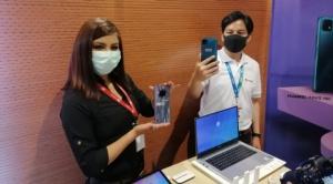 Huawei presenta nuevos dispositivos de su ecosistema