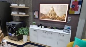 Samsung lleva obras de arte a los hogares paceños gracias al televisor The Frame