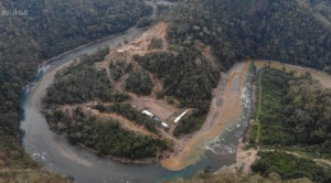 WCS alerta contaminación del río Tuichi por actividad minera dentro del Madidi