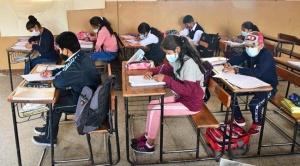 La gestión escolar cerrará en diciembre y que el 2022 las clases serán presenciales, informan desde el Ministerio de Educación 1