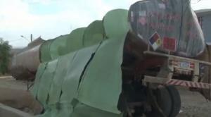 Dos soldadores causan explosión de tanque de carro cisterna; uno pierde la vida 1