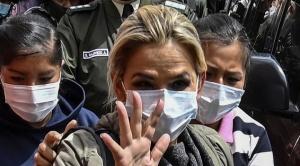 Añez a Arce: Las arbitrariedades de su gobierno han llegado al punto de desconocer mi mandato 1