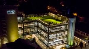 BNB estrena su nuevo edificio corporativo en la zona Sur de La Paz 1