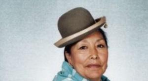 Fallece Agar Delós, símbolo de la chola paceña