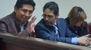 Por ausencia de testigos se suspendió audiencia de apelación restringida de médico Jhiery Fernández 1