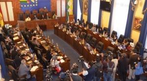 En la Cámara Alta avanza tratamiento de Ley para Convocatoria a Elecciones 1