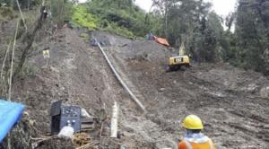 YPFB anuncia inicio de tareas para reconstruir tramo dañado de gasoducto  Carrasco  Cochabamba