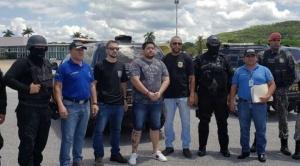 Montenegro fue entregado a Policía de Brasil en el aeropuerto de Corumbá