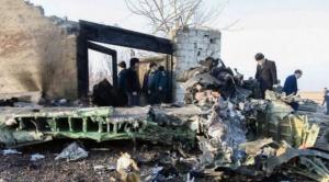 Un avión de Ukraine International se estrella en Irán con 176 personas a bordo