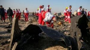 """Irán admite que derribó """"por error"""" el avión Boeing 737-800 de Ukraine International"""
