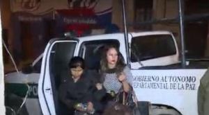 En La Paz, Elba Terán a la espera de audiencia de medidas cautelares, inteligencia tras su hermana Juana 1