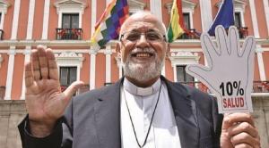 Padre Mateo celebra que Gobierno destine el 10% del PGN para salud 1
