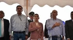 """Presidenta Añez pide a sectores afines al MAS que no escuchen pedidos de Evo que se muestra """"violento y enloquecido"""" 1"""