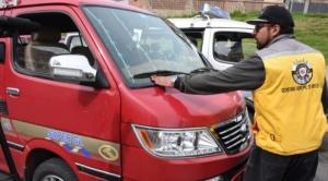 La Alcaldía de La Paz verificó estándares de calidad de 3.761 vehículos del servicio público  1