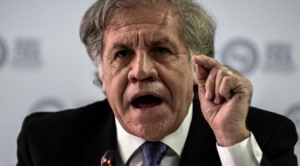 Por amplia mayoría, Luis Almagro fue reelecto como secretario general de la OEA