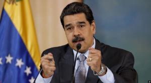 """Maduro reacciona contra acusación en EEUU: """"No han podido ni podrán"""""""