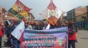 Cooperativistas mineros de Potosí piden insumos de bioseguridad para reanudar actividades