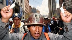 Cooperativistas mineros rechazan retorno a actividades productivas