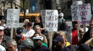 La tasa de desempleo en EEUU sube más de 10% solo en abril y llega al 14,7%
