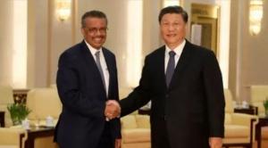 Un informe de inteligencia alemán reveló que Xi Jinping pidió al director de la OMS que ocultara información sobre el coronavirus
