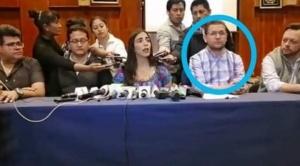 La Felcc revela que Fernando Valenzuela se contactó con Gabriela Montaño, en caso respiradores