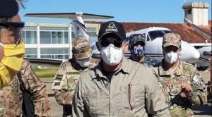 Ministro de Defensa descartó apoyo militar de otros departamentos a Beni en lucha contra Covid-19