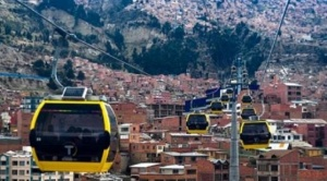 La Paz, Ministro de Obras Públicas, anuncia que teleférico reanudaría operaciones el 1 de junio 1