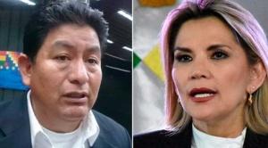 Diputado del MAS anuncia que presidenta Añez será incluida en investigación sobre compra de respiradores