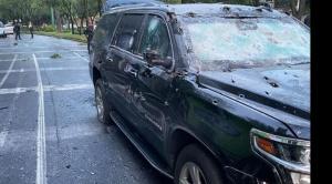 Secretario Seguridad de la Ciudad de México sobrevive a un atentado, tiene 3 impactos de bala