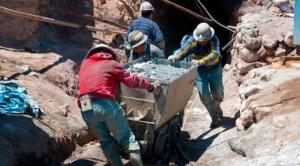 Sector minero cooperativista recibirá apoyo de 44 millones de bolivianos de parte del gobierno