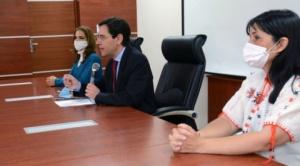 TSE y expertos de la OPS elaboran protocolos de seguridad para las elecciones 1