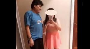 Noemí acusa a la Policía que la obligaron a decir que mantiene una relación con Morales