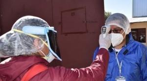 Bolivia reporta 1.370 nuevos pacientes, con los que el país suma 107.435 casos