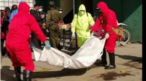 Bolivia acumula 4.664 decesos por COVID-19 y supera a China, donde comenzó la pandemia