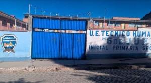 Un colegio de Copacabana muestra el ejemplo a seguir en educación a distancia