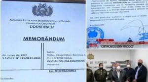 Auditarán ascensos en la Policía por venta de certificados y anuncian nuevo reglamento