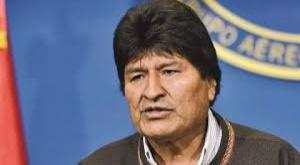 La Justicia inhabilita a Morales como candidato a senador