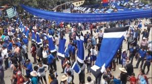"""Murillo califica de """"acto criminal"""" a concentración proselitista del MAS en Ivirgarzama"""