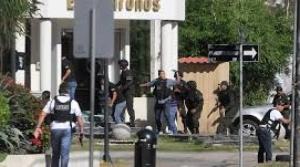 A través de pericias identifican al policía que disparó al gerente de la joyería Eurochronos