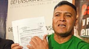 La Policía revela que exmilitar Covarrubias se comunicó con Evo Morales en noviembre