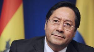 Arce asegura que el caso estupro no afecta a la campaña del MAS porque es un tema personal de Morales